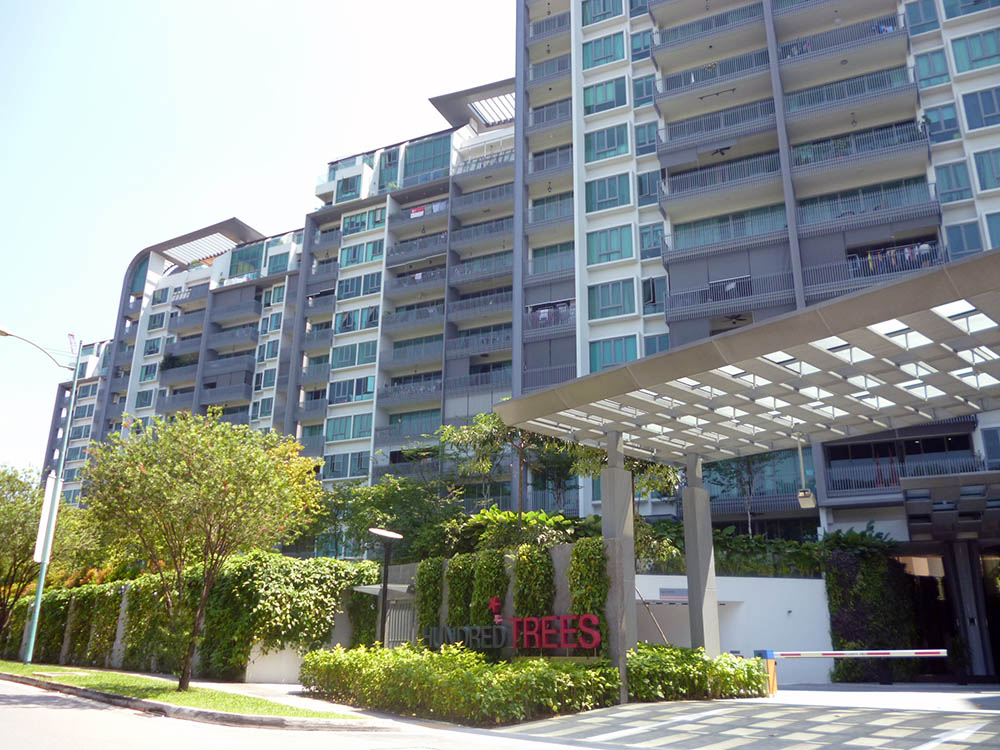 Serviced Apartments Ref: ISApartments - Hundred Trees